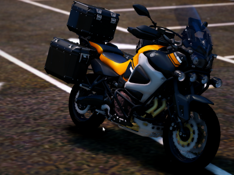 Yamaha Super Tenere 1200 [Add-On   FiveM] 3.0