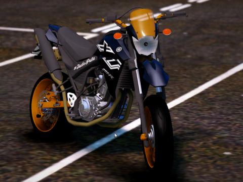 Yamaha XT660R Motard [Add-On   FiveM] 1.0