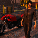 """""""Kai"""" outfit for MP Female [Menyoo] 1.0"""
