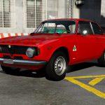 1965 Alfa Romeo Giulia Sprint [Add-On | Extras | Template] 1.2