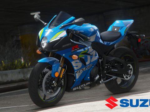 2019 Suzuki GSX-R1000R ( Add-On / Tuning ) 2.1