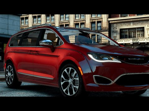 2020 Chrysler Pacifica Limited [Add-On] 1.2