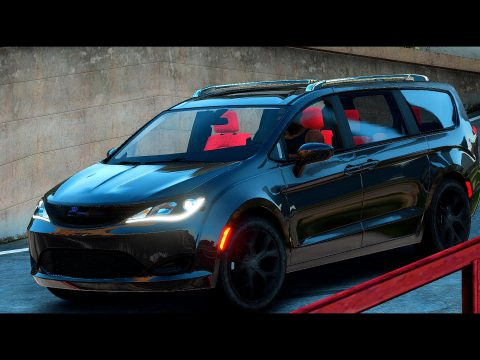 2020 Chrysler Pacifica Limited Red S Edition [Add-On] 1.2