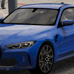 2021 BMW M4 Competition [Add-On   Replace] 2.0