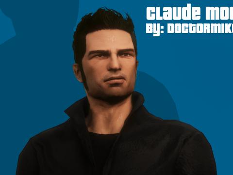 Claude (GTA III) (Variety Update)