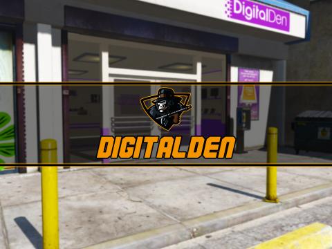 [MLO] DigitalDen [Add-On SP / FiveM] 1.0