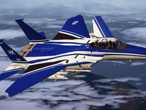 F-15 S/MTD [Add-On   Custom Weapons]