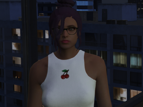 Fitted Shirt for MP Female [MP / FiveM] 1.0