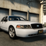 Ford Crown Victoria 2011 [Add-On / Replace | Animations | Tuning | Wheels | Template | LODs] 1.0