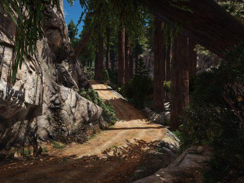 Forest Map Mod [Menyoo] 1.4v