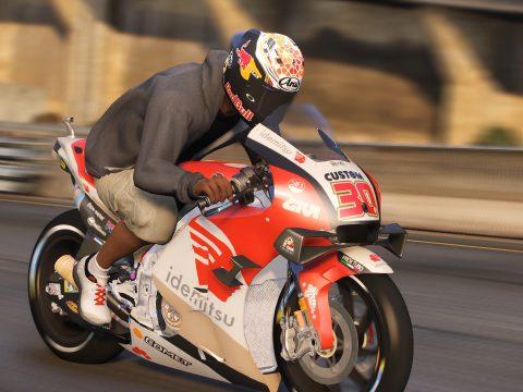 Honda RC213V 2021 MotoGP [Add-On   Livery] 1.0