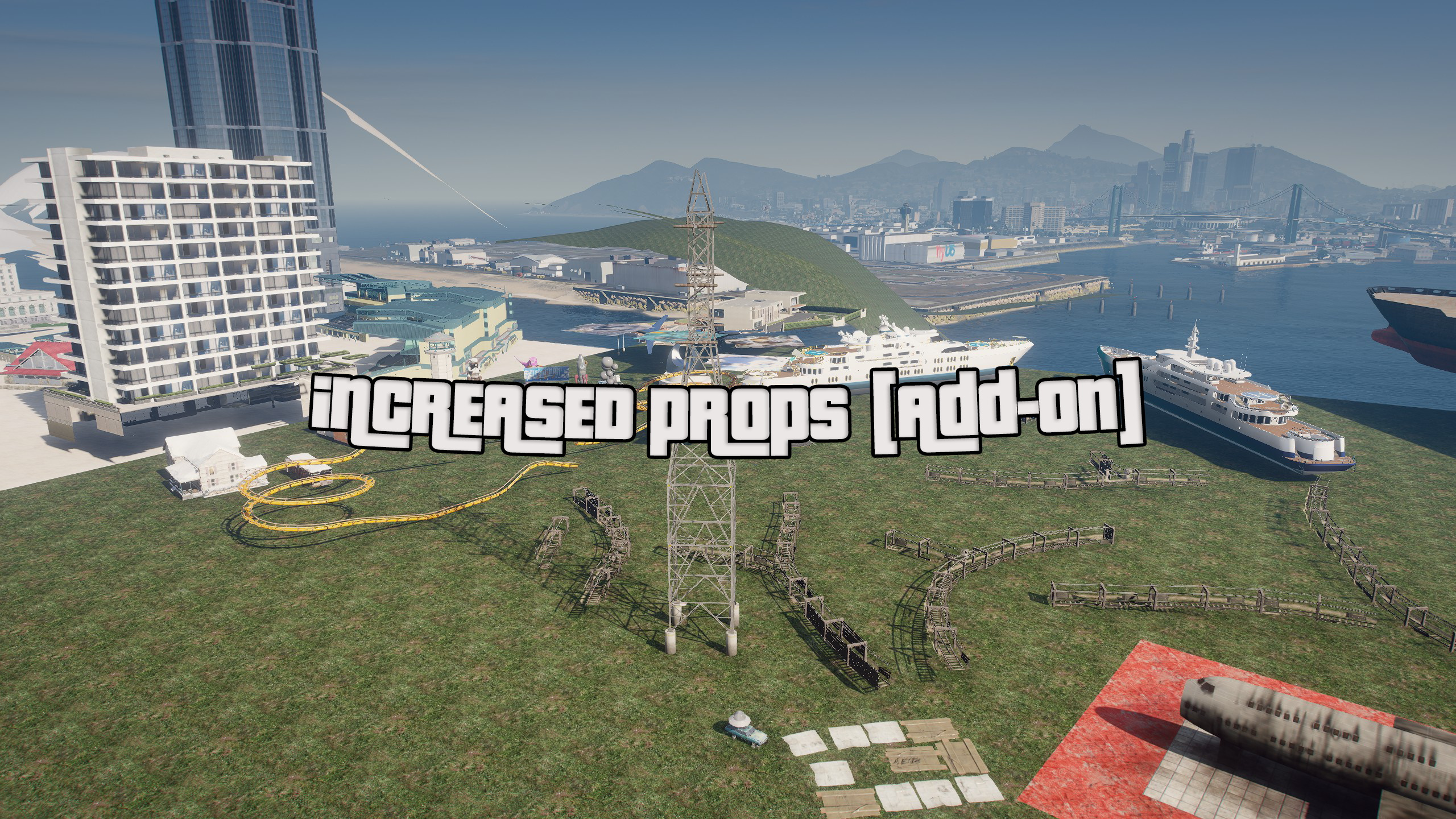 Increased Props [Add-on] 0.1 [BETA]