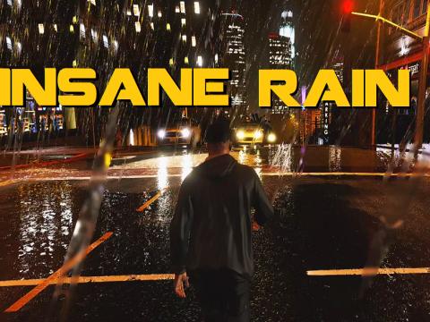 Insane Rain Mod 1.2
