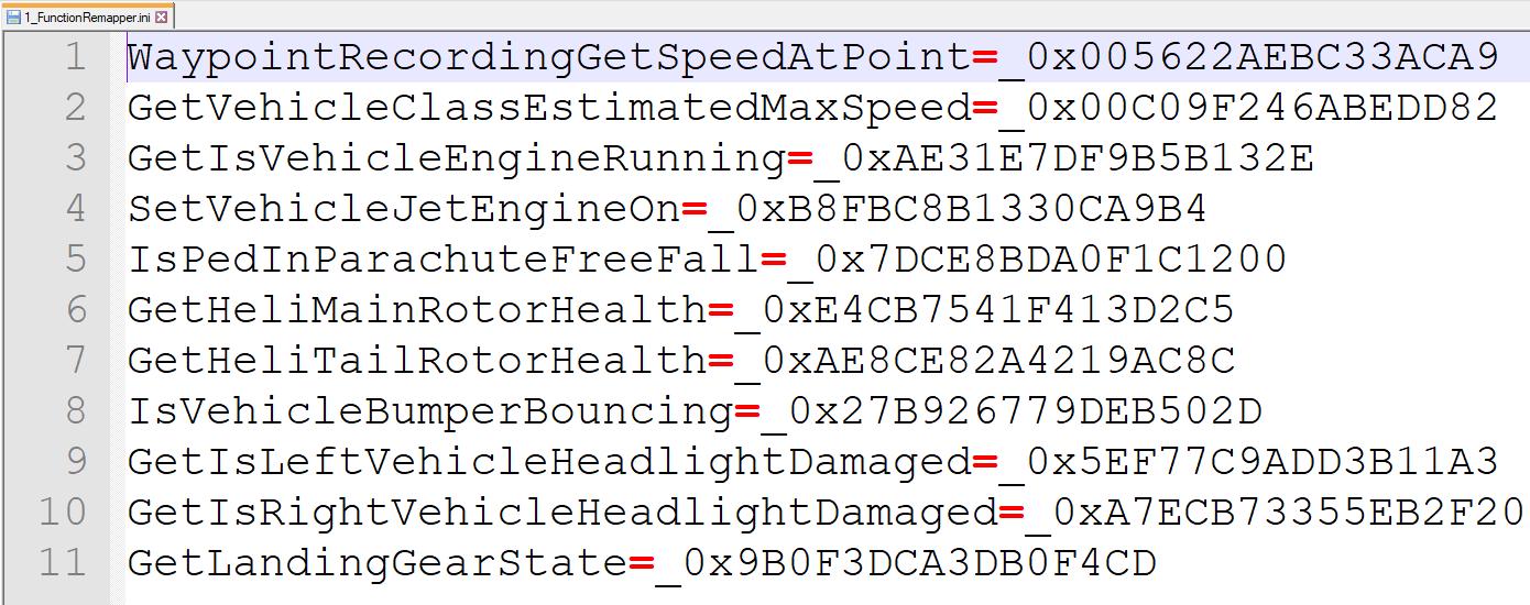 Function (Re)Mapper for JM36 Lua Plugin 20210518.001