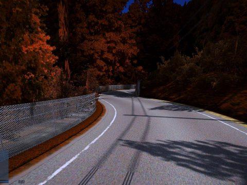 Nagao Pass Autumn [Add-On | FiveM] 3.0