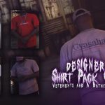 Shirt Pack 02 for MP Male 1.0