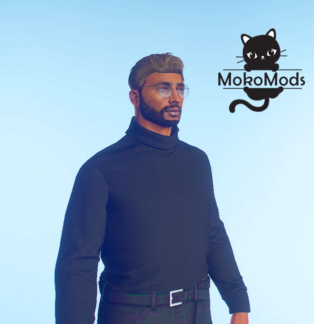 Short Hair for MP Male 1.0
