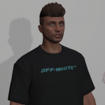 Short male hair for MP Male