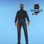 Skinny Jeans for MP Male 1.0