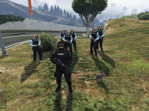Stop The Robbery as Police [Mission Maker] 1.0