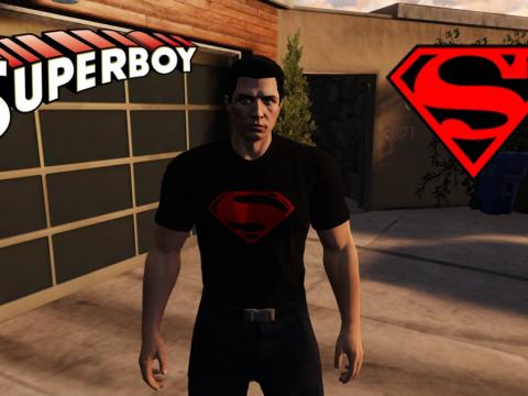 Super Boy [Add-On Ped] 1.0