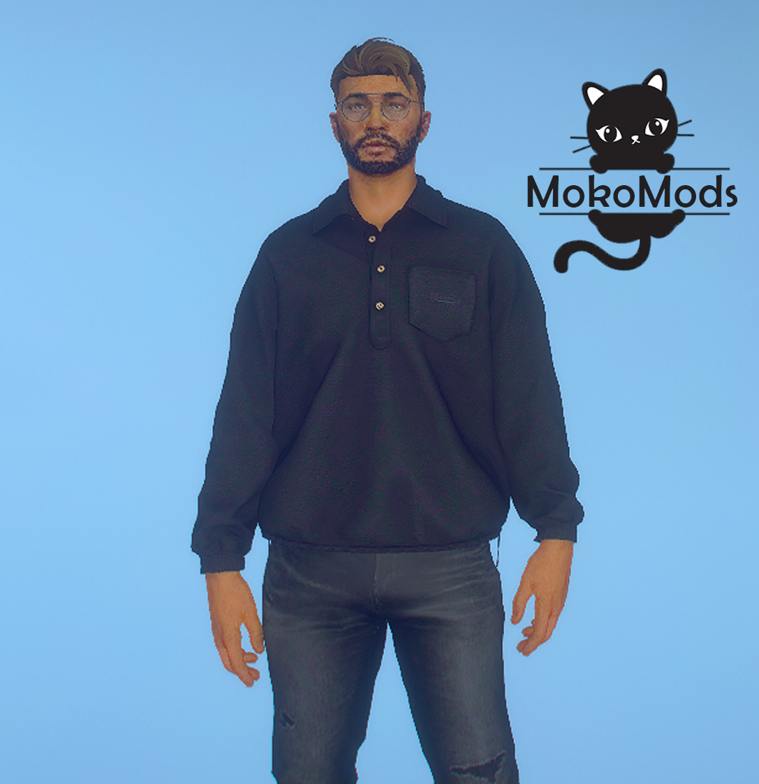 Sweatshirt for MP Male