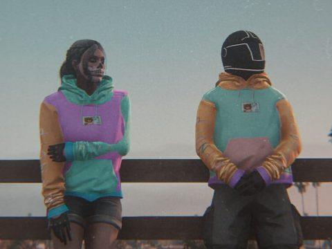 Teddy Fresh x Ripndip hoodies for male & female