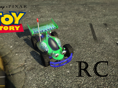 Toy Story RC [Add-On] 0.1