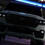 Toyota Land Cruiser VXR 200 2019 [Add-On] 1.1