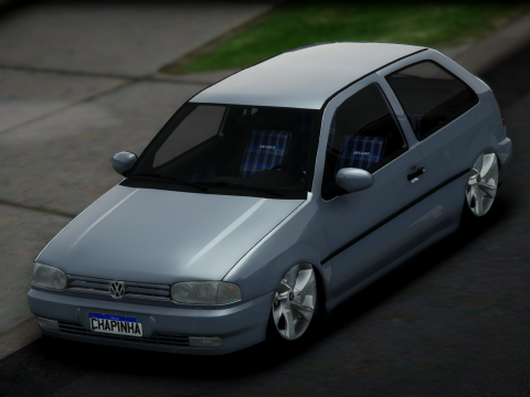 Volkswagen Gol G2 plus Turbo [Add-On] 1.0