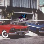 1957 Plymouth Pack [Add-On   Extras   LODs] 1.0