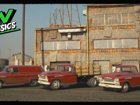 1958 Chevrolet Apache Pack [Add-On   Extras   LODs] 1.1