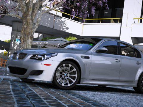 2009 BMW M5 (E60) [Add-on] 1.0