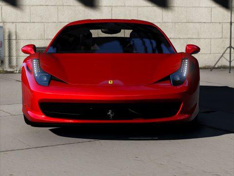 2010 Ferrari 458 Italia [Add-On | Tuning | Extras | Template] 1.0
