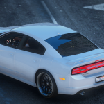 2012 Dodge Charger SRT8 (ADDON/REPLACE/FIVEM) 1.0