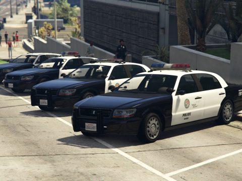 Albany Washington Police Cruiser Pack [Add-On | Sounds] 2.0