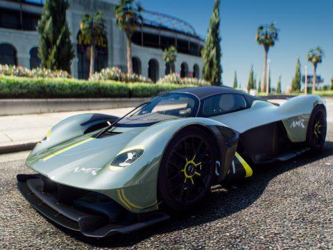 Aston Martin Valkyrie Track Pack [Add-On] 1.0
