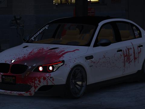 BMW M5 E60 Hamann [Add-On / FiveM   Template] 2.0