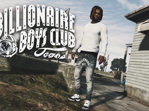 Billionaire Boys Club Sagged Jeans for Franklin 1.0