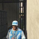 Blue Louis Vuitton supreme Outfit v1.0