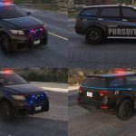 Bravado Gresley Police [Add-On   Template] Final