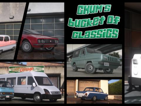 Chum's Bucket of Classics Pack [Add-On | Sounds] 1.1 Hotfix