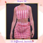 Bursa skirt and top - Set MP Female [Fivem/SP] 1.0