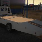 Car transporter Isuzu