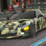 Chevrolet Corvette ZR1 [Add-On /FiveM | Template] 1.0