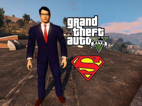 Clark Kent (Superman) Retexture 1.0