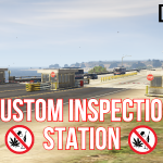 Custom Inspection Station [FiveM/YMAP] v1