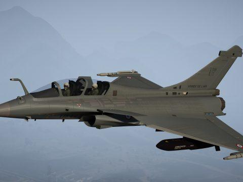 Dassault Rafale B [Add-On] 1.0