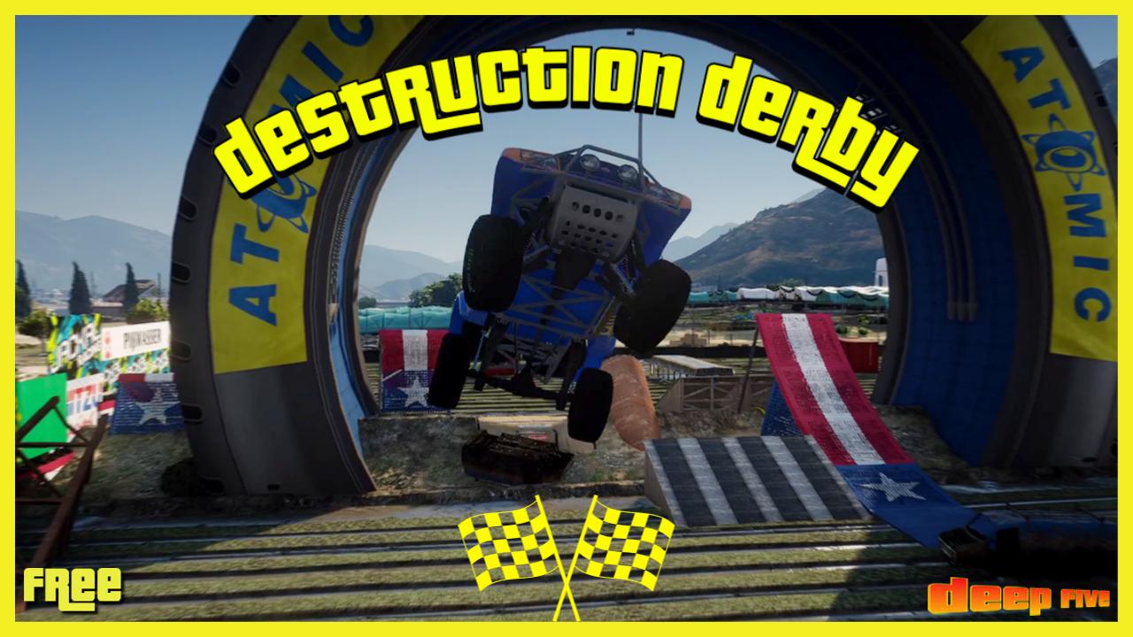 Destruction Derby [YMAP] 1.0