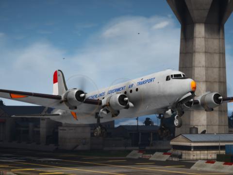 Douglas DC-4/C-54 [Add-On | Tuning I Liveries] 1.1